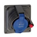 Встраиваемая розетка Hypra Prisinter - IP 44/55 - 32 А - пластик