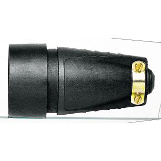 Розетка резиновая 3К+З 20А (комплект 5 шт.)