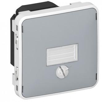 Сумеречный выключатель серый, Plexo (комплект 5 шт.)