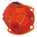 Коробка монтажная - Программа Batibox - 1-местная - глубина 50