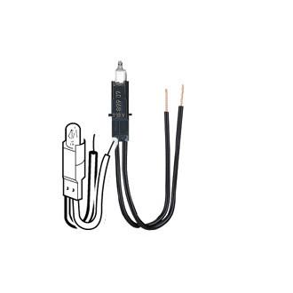 Лампа для Plexo/Mosaic/Oteo 24В 0,8Вт белая (комплект 10 шт.)