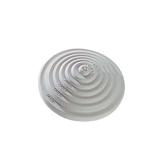 Запасная мембрана - Программа Plexo - серый - диаметр 25 мм (комплект 50 шт.)
