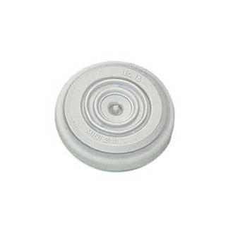 Запасная мембрана - Программа Plexo - серый - диаметр 20 мм (комплект 50 шт.)