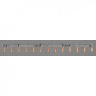 Гребенчатая шинка для 13 автоматов по 1 фазе, штырь 16мм2