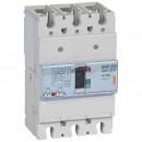 Автоматический выключатель DPX3 250 - термомагнитный расцепитель - 25 кА - 400 В~ - 3П - 160 А