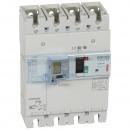 Автоматический выключатель DPX3 250 - термомагнитный расцепитель - с диф. защитой - 36 кА - 400 В~ - 4П - 200 А