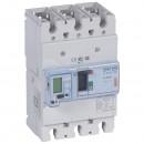 Автоматический выключатель DPX3 250 - эл. расцепитель с изм. блоком - 25 кА - 400 В~ - 3П - 250 А