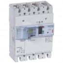 Автоматический выключатель DPX3 250 - эл. расцепитель с изм. блоком - с диф. защитой - 36 кА - 400 В~ - 4П - 250 А