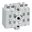 Перекидной выключатель-разъединитель DCX-M - 250 А - типоразмер 3 - 3П+Н - винтовые зажимы