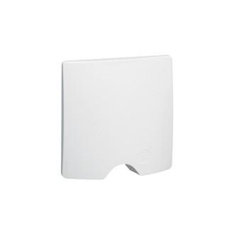 Вывод кабеля IP 44 белый, Etika  (комплект 10 шт.)