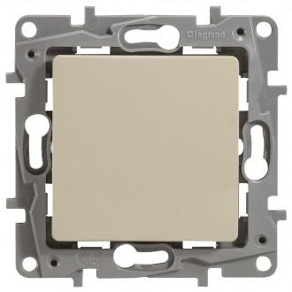Выключатель-переключатель влагозащищенный IP 44 слоновая кость, Etika Plus