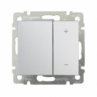 Светорегулятор 40-400 Вт белый, Valena