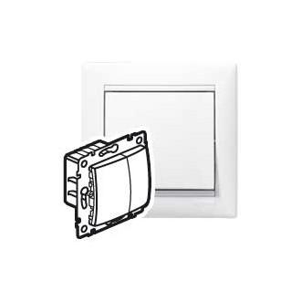 Светорегулятор 40-600 Вт белый, Valena