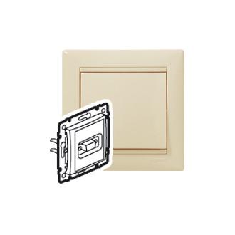 VGA для видеоустройств белый, Valena