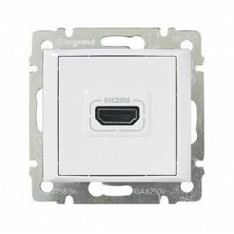 HDMI для аудио/видеоустройств белый, Valena