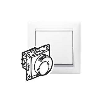 Терморегулятор для систем теплых полов белый, Valena