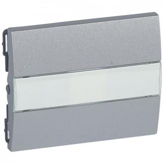 Клавиша с держателем этикеток цвета алюминий, Galea Life