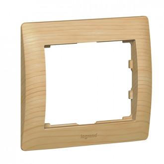 Рамка из дерева 1 пост цвета клен, Galea Life