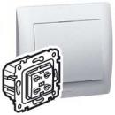Cветорегулятор кнопочный 40-400 Вт, Galea Life