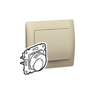 Термостат для теплых полов титановый, Galea Life