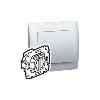 Выключатель двухклавишный с индикацией на 2 цепи, Galea Life (комплект 10 шт.)
