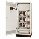 Трехфазный шкаф Alpimatic - тип H - 400 В - 25 квар - c автоматическим выключателем