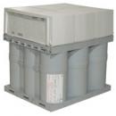 Вакуумированный конденсатор Alpivar² - 3 клеммы - стандартный - 400 В - с крышкой - 50 квар